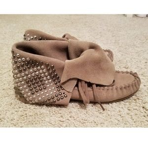 Steve Madden Moccasin Boots